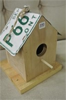 Unique Bird House
