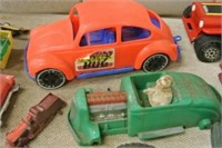 Dinky Car Lot