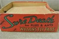 "Retro ""Wilson"" Fly Pads"