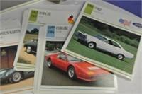 Car Collector Cards