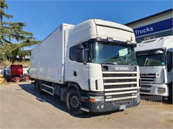 SCANIA R124.420  used