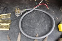 Bargain Lot: Rope, Fresh Water Hose, Water Contain