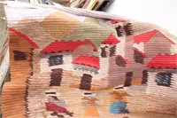 Mexican Wall Rug, Dummy Shell, Meat Rack and More
