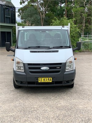 2007 Ford Transit 135 T350 - Light Commercial for Sale