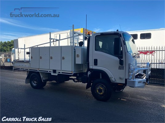 2010 Isuzu NPS - Trucks for Sale