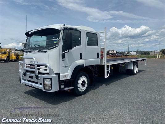 2016 Isuzu FTR Carroll Truck Sales Queensland - Trucks for Sale