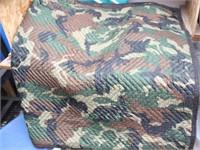 Nice AMS Camo Moving Blanket 6' x 7'