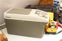 12 Volt Cooler, Battery Jumper, Bug Zapper OK,