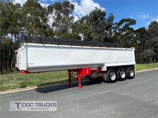 2018 Freightmaster Chassis Tipper DOC Trucks  - Trailers for Sale