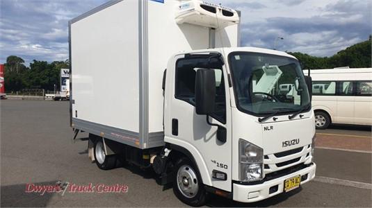 2018 Isuzu NLR 45 150 SWB Dwyers Truck Centre - Trucks for Sale
