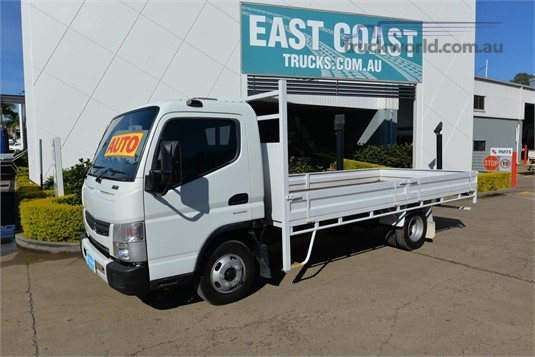 2012 Fuso Canter East Coast Truck and Bus Sales - Trucks for Sale
