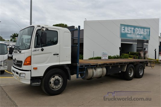 2007 Hino 500 Series GH - Trucks for Sale