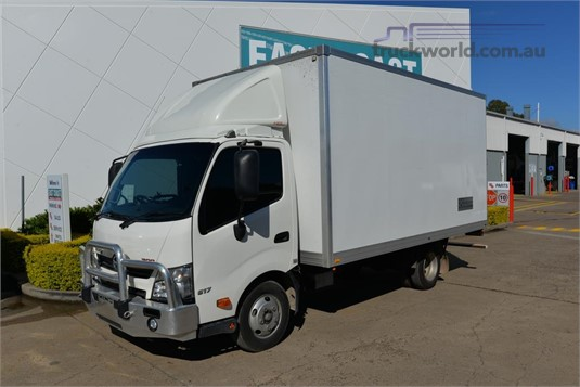2017 Hino Dutro East Coast Truck and Bus Sales - Trucks for Sale