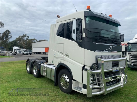 2018 Volvo FH600 - Trucks for Sale