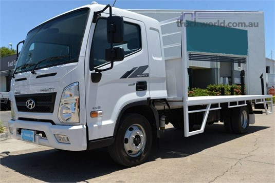 2017 Hyundai EX8 East Coast Truck and Bus Sales - Trucks for Sale