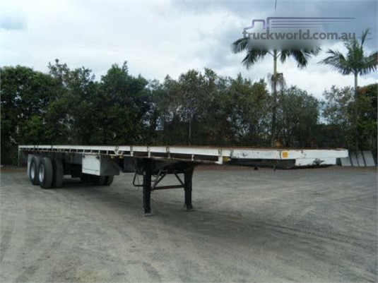 1968 Freighter Flat Top Trailer - Trailers for Sale