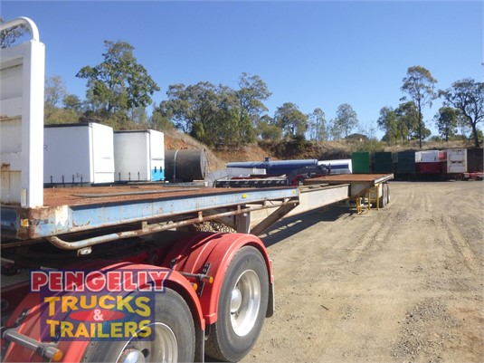 1970 Custom Flat Top Trailer Pengelly Truck & Trailer Sales & Service - Trailers for Sale