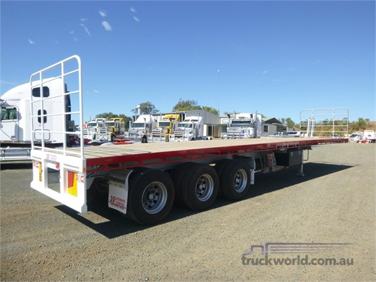 2012 Howard Porter Flat Top Trailer - Trailers for Sale