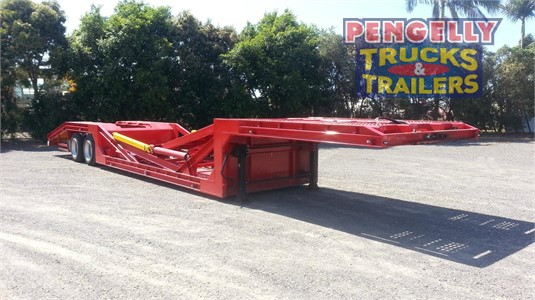 2015 Custom Car Carrier Trailer Pengelly Truck & Trailer Sales & Service - Trailers for Sale