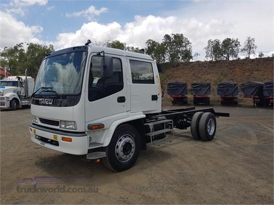 1997 Isuzu FTR 800 - Trucks for Sale