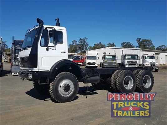 1992 Mercedes Benz 2628 Pengelly Truck & Trailer Sales & Service - Trucks for Sale