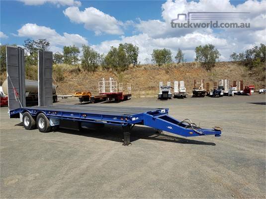 1996 Drake Low Loader Platform - Trailers for Sale