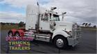 2014 Western Star 4964FX Prime Mover