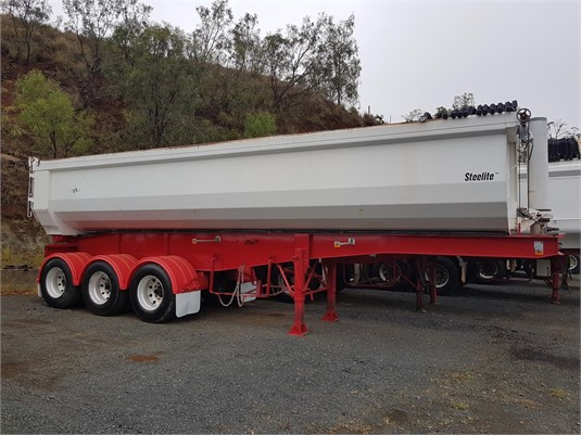 2007 Roadwest Tipper Trailer - Trailers for Sale