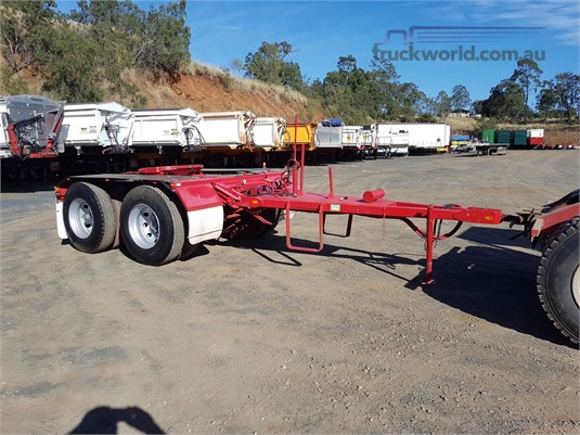 2011 Custom Dolly - Trailers for Sale