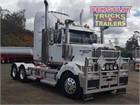 2013 Western Star 4864FXB Prime Mover