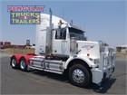 2011 Western Star 4864FXB Prime Mover