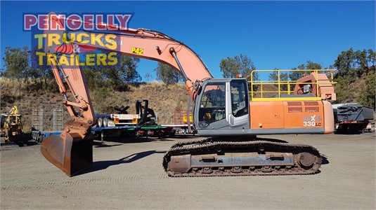 Hitachi ZX330 Pengelly Truck & Trailer Sales & Service - Heavy Machinery for Sale