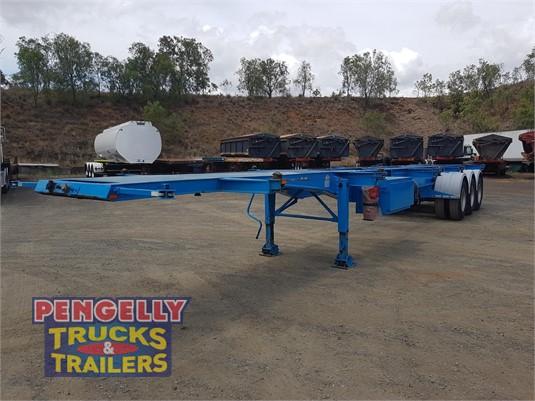 2013 Haulmark Skeletal Trailer Pengelly Truck & Trailer Sales & Service - Trailers for Sale