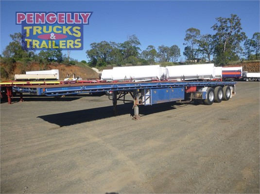2012 Freighter Flat Top Trailer Pengelly Truck & Trailer Sales & Service - Trailers for Sale