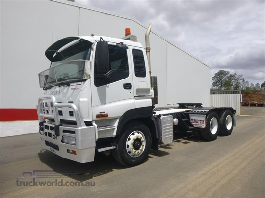 2011 Isuzu Giga CXZ - Trucks for Sale