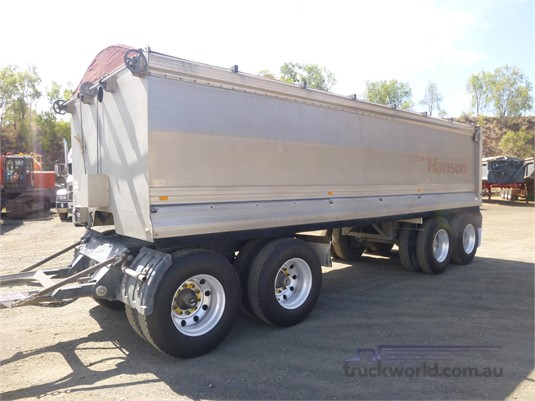 2007 Tefco Tipper Trailer - Trailers for Sale