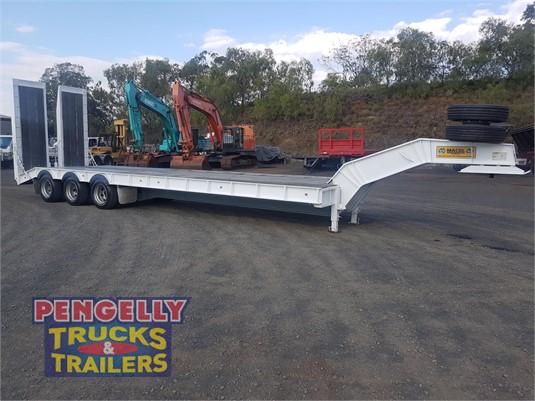 2003 Macol Low Loader Platform Pengelly Truck & Trailer Sales & Service - Trailers for Sale