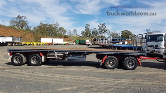 2009 Vawdrey Flat Top Trailer - Trailers for Sale