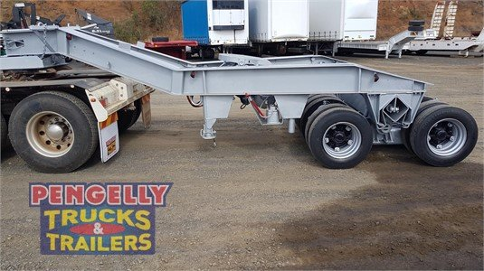 1982 Homemade Dolly Pengelly Truck & Trailer Sales & Service - Trailers for Sale