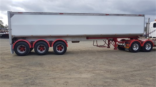 2017 Custom Grain Tipper Trailer - Trailers for Sale