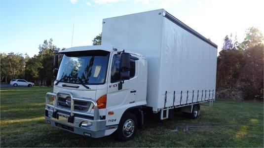 2017 Hino 500 Series 1124 FD - Trucks for Sale
