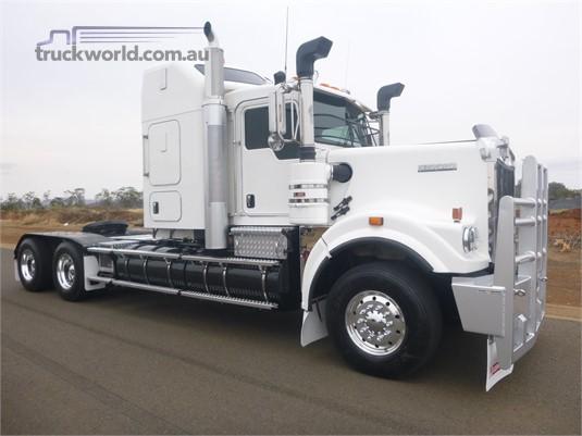 2012 Kenworth C509 - Trucks for Sale