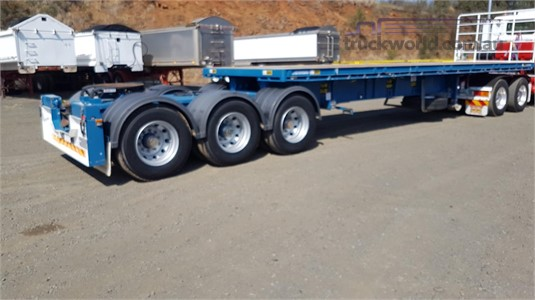2014 Freighter Flat Top Trailer - Trailers for Sale
