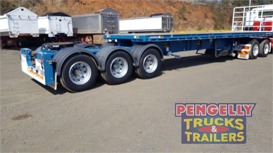 2014 Freighter Flat Top Trailer Pengelly Truck & Trailer Sales & Service - Trailers for Sale