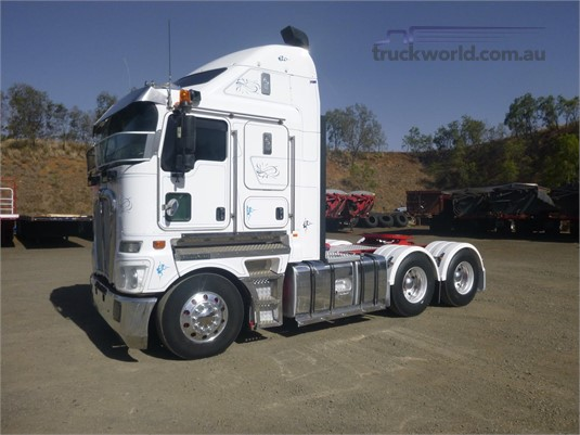2012 Kenworth K200 - Trucks for Sale