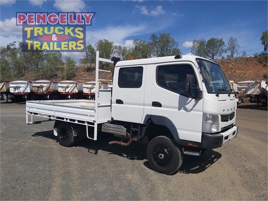 2012 Fuso Canter Pengelly Truck & Trailer Sales & Service - Trucks for Sale
