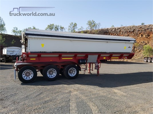 2014 Azmeb Tipper Trailer - Trailers for Sale