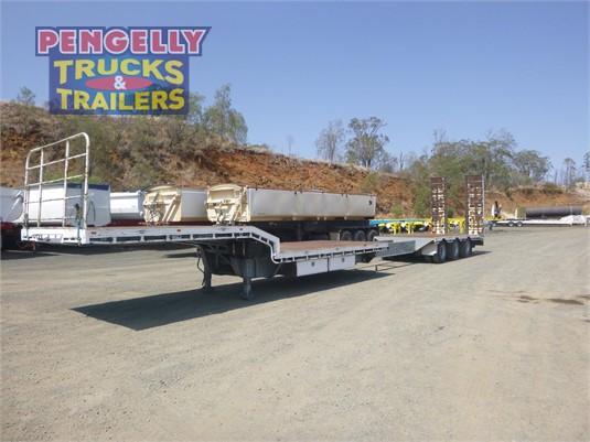 2005 Tuff Trailers Drop Deck Trailer Pengelly Truck & Trailer Sales & Service - Trailers for Sale