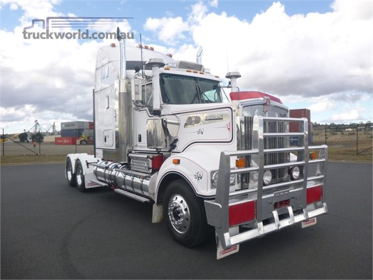 2014 Kenworth T909 - Trucks for Sale