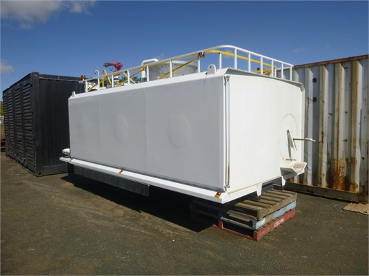 0 Sctc 15000 Ltr Water Truck Body - Truck Bodies for Sale